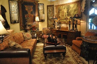 Hudson House Interiors Shreveport, La